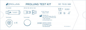 ProLung Test Kit, part of a predictive analytic technology for rapid risk stratification of lung cancer.